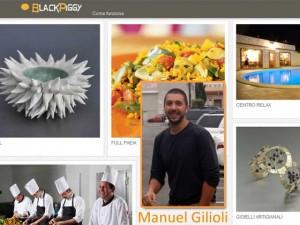 BlackPiggy, viaggio tra le startup web