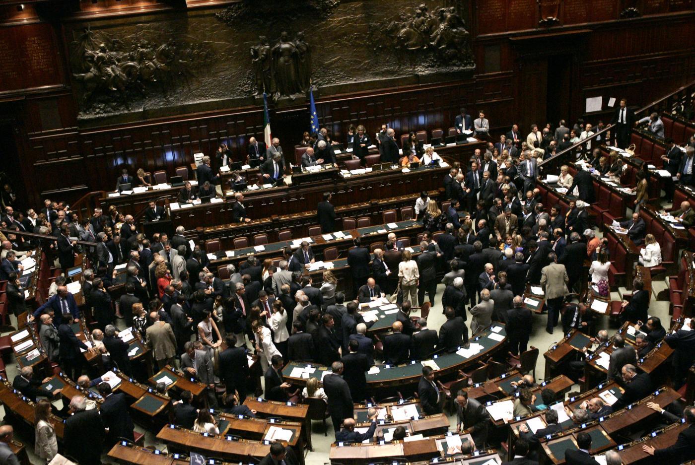 Imu oggi il via libera definitivo del senato for Lavori senato oggi