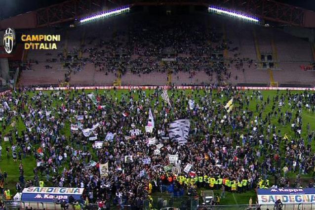 La Juventus è campione d'Italia. Sarà terza stella?