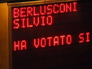 Berlusconi-risposta