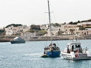 Migranti, ancora sbarchi nella notte: 108 arrivati a Lampedu