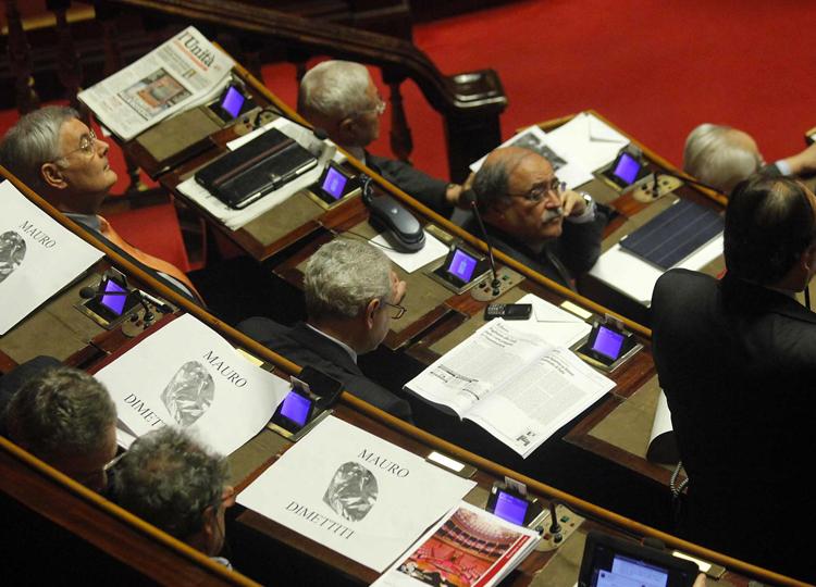Dal senato via libera all elezione diretta del presidente for Composizione senato