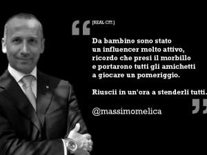 Massimo Melica su Fanpage.it: un anno vissuto on line