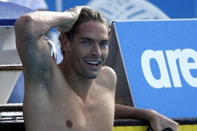 olimpiadi i belli di londra 2012 camille lacourt