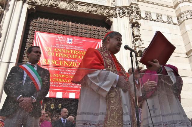 Processione ''Miracolo di San Gennaro''
