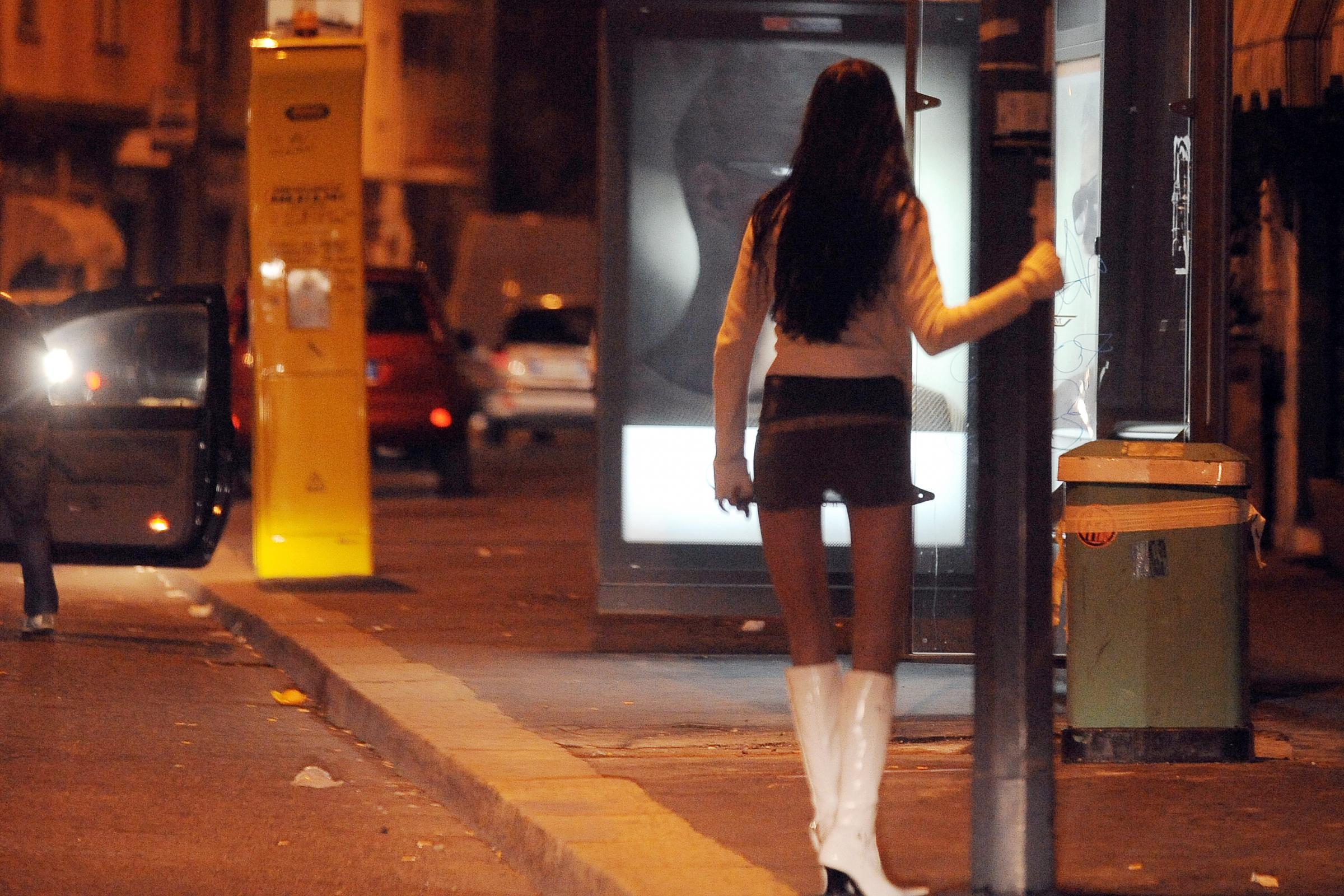 Vita da prostituta com