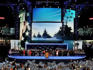 Convention Democratica a Charlotte