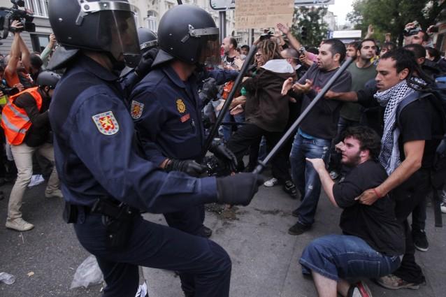 Madrid, cronaca di una battaglia per la democrazia