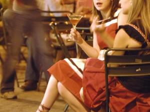Donne e… alcol