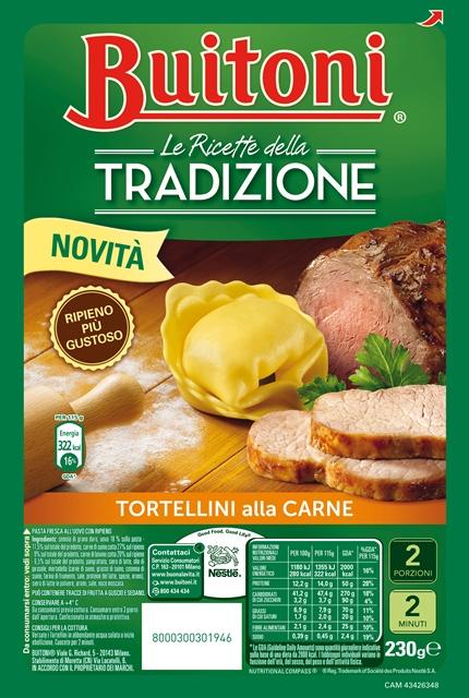 Ricette di tortellini alla carne