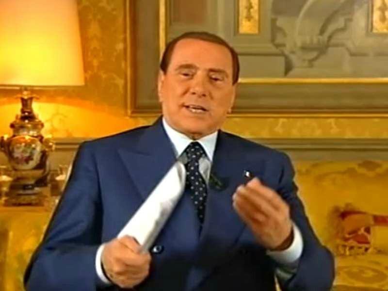 Elezioni 2013 parla berlusconi il mio un nuovo for Nuovo parlamento italiano
