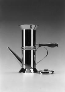 Caffettiera Alessi 1987 -premio compasso d'oro 1981