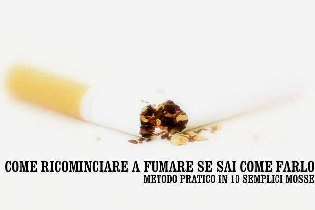 Il bestseller su che come smettere di fumare