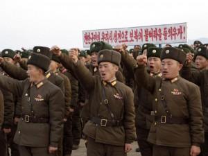 esercito nord corea