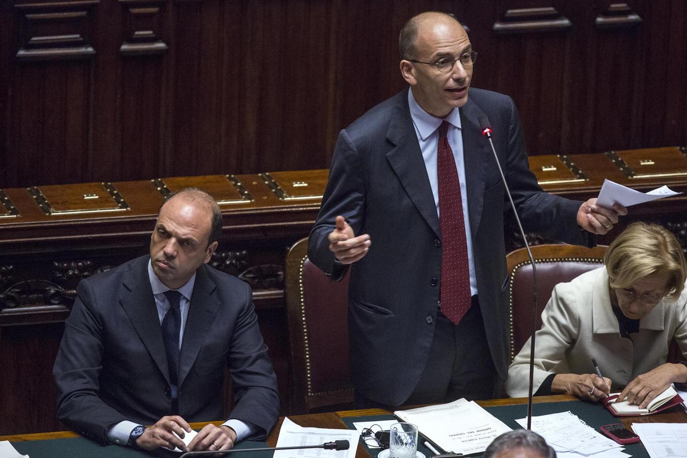 Governo letta fiducia anche dal senato diretta for Leggi approvate oggi al senato