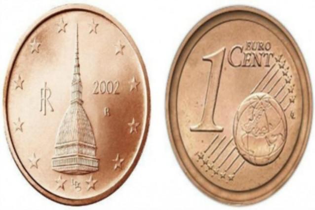 """Il centesimo """"sbagliato"""" è stato battuto all'asta a 6.600 euro"""