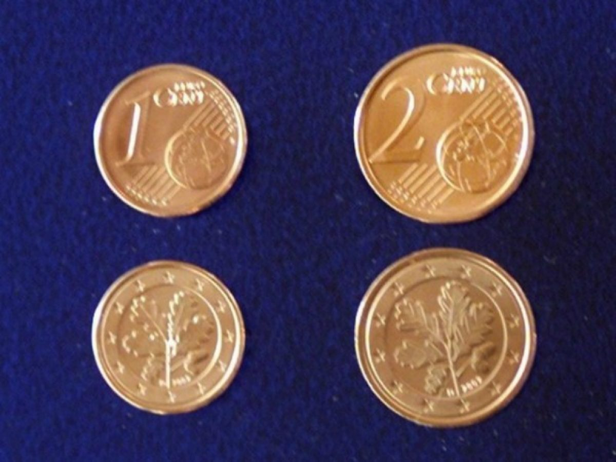 a05943e3d9 Le monetine da 1 e 2 centesimi di Euro saranno ritirate?