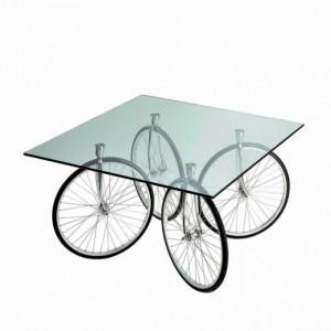 Tavolo con ruote, Gae Aulenti 1980 – FontanaArte