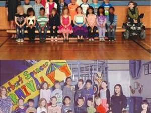 Il bambino disabile non è più escluso dalla foto di classe