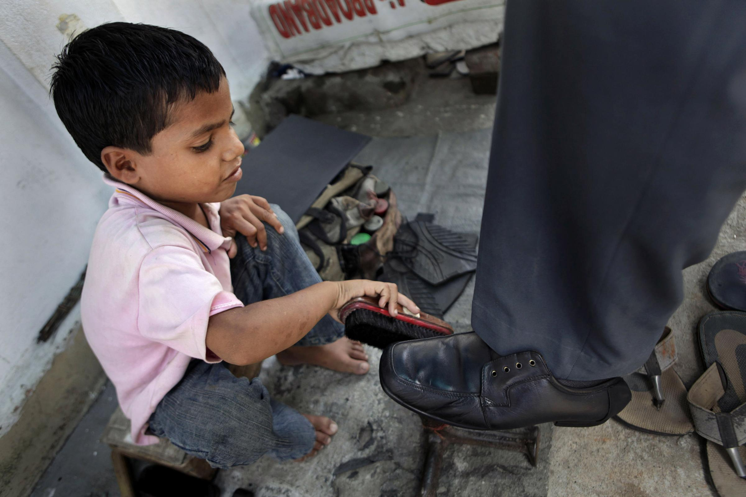 the growing issue of child labor in society today Articles the american family: where we are today  when child labor was abolished,  the growing length of time partners spend with only each other for .