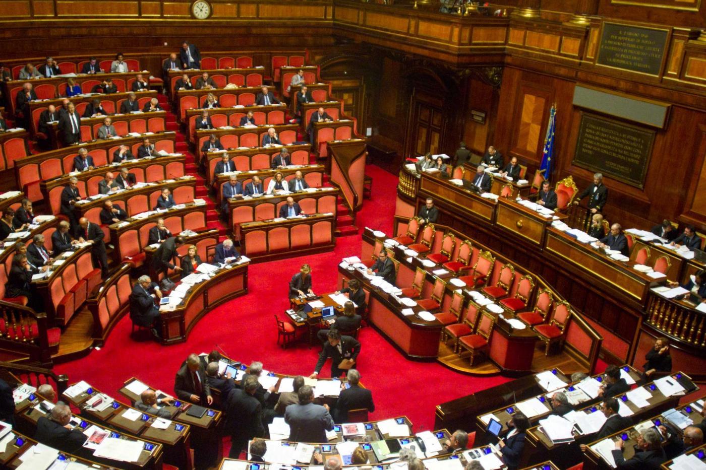 Femminicidio convenzione di istanbul legge il senato for Composizione del parlamento italiano oggi