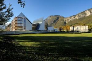 MUSE e il Palazzo delle Albere. Fotografo Massimo Zarucco. Archivio Ufficio stampa PAT