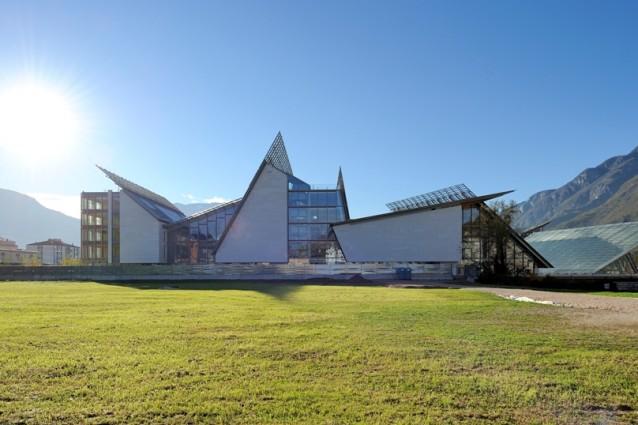 A Trento il MUSE di Renzo Piano: oggi si inaugura il nuovo Museo delle Scienze
