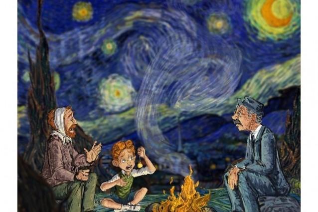 Dalla disney alla storia dell arte un film animato dà