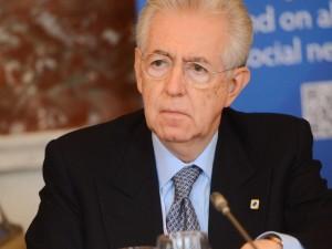 """Monti: """"Un governo solo Lega M5S? Non è scontato, sono tropp"""