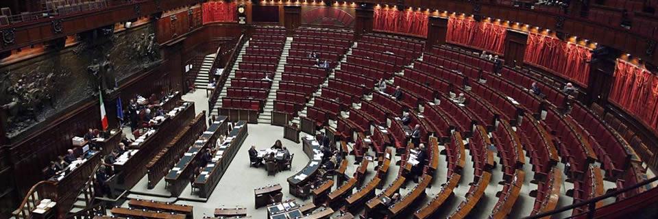 Il sito internet della camera costa 3 6 milioni a che for Presenze camera deputati