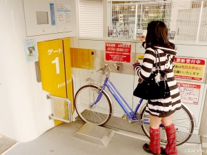 A Tokyo il parcheggio sotterraneo automatico per le bici