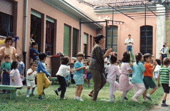 Cassazione stop ai giochi in asilo se disturbano la for Siti maestre scuola infanzia