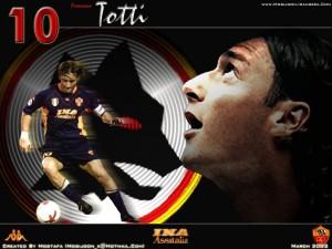 La stella da fermare: il Capitano, Francesco Totti