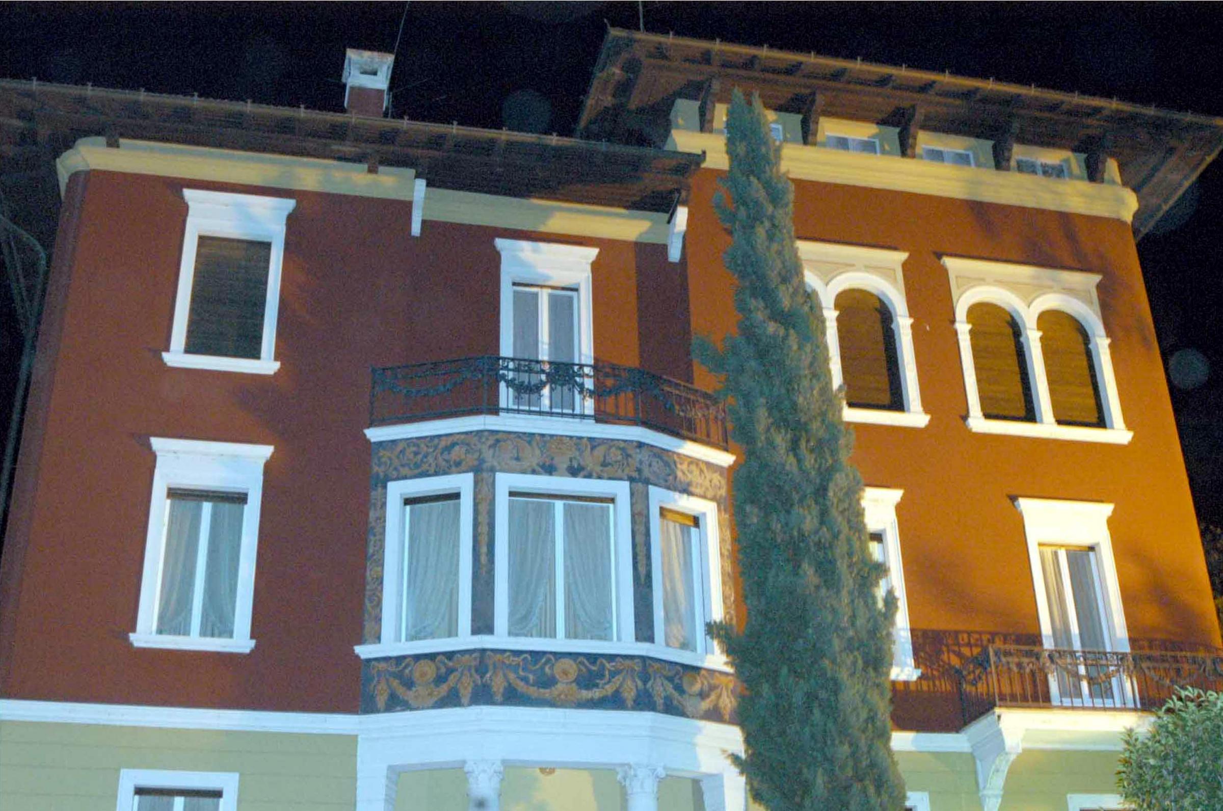 La ripartizione delle spese di manutenzione dei balconi - Immagini di giardini di villette ...
