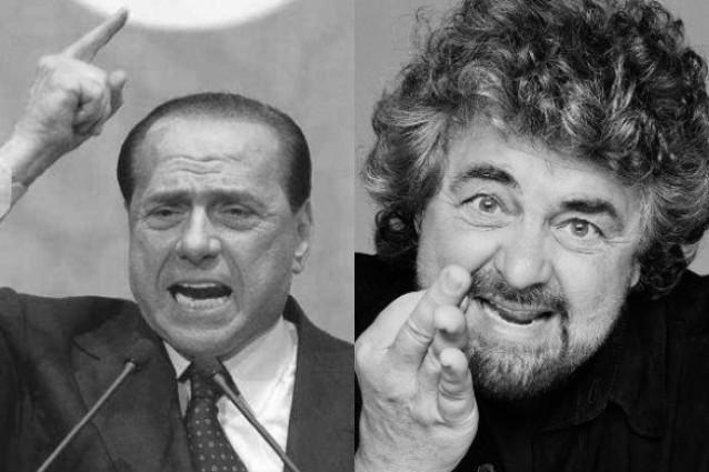 C'è già un asse Berlusconi–Grillo?