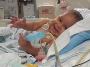 Bimbo di 3 anni sopravvive grazie al trapianto di cinque organi