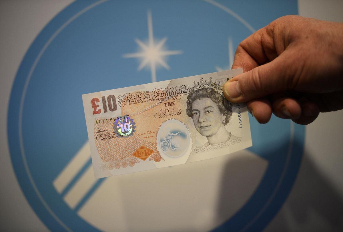 In inghilterra arrivano le banconote di plastica lavabili for Nuove case coloniali in inghilterra