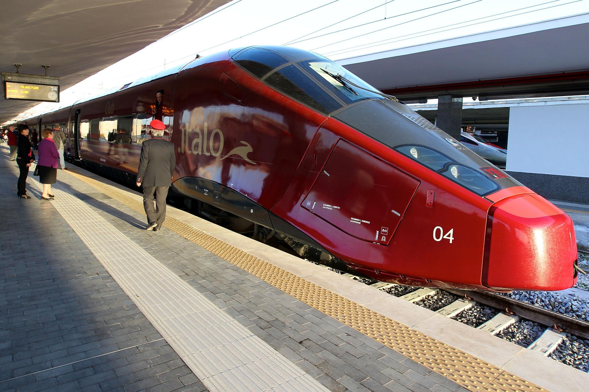 Treni italo ecco nuovi prezzi e orari - Orari treni milano torino porta nuova ...