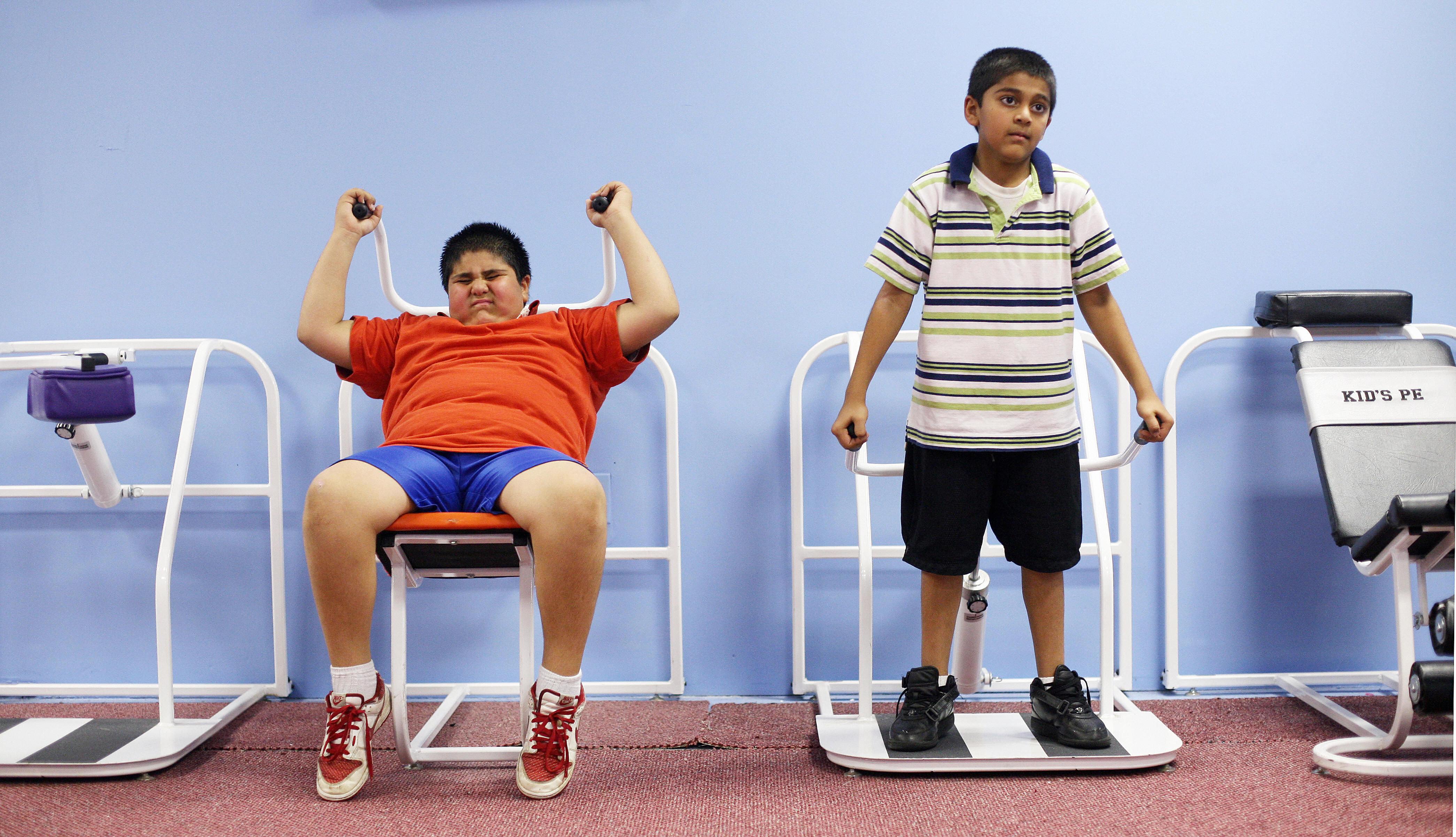 Un bambino su quattro non fa sport e la colpa anche for Gimnasio quatro
