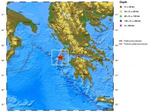 Terremoto in Grecia: scossa di magnitudo 6.3 avvertita anche in Puglia e Calabria