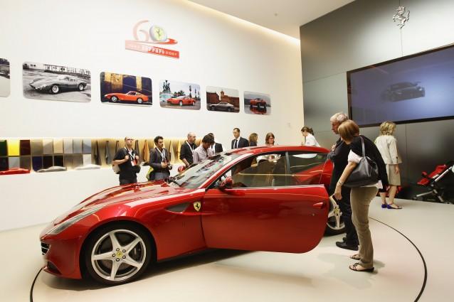 Ferrari, il Marchio più forte al Mondo