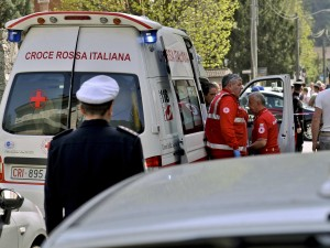 Omicidio in strada a Sanremo: provoca un incidente e poi ucc
