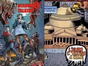"""Napoli invasa dagli zombie al Comicon 2014: torna """"47 Deadman Talking"""""""