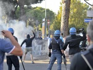 Finale di Coppa Italia Fiorentina-Napoli con le pistole? Ora dovete fermare tutto