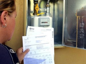 Da luglio aumentano le bollette di gas ed energia elettrica