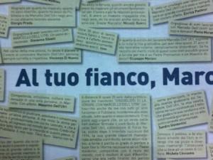 """""""Siamo al tuo fianco"""", amici di Dell'Utri comprano intera pagina sul Corriere"""