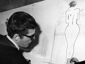 """Moriva 11 anni fa Guido Crepax, con lui l'Italia non perse solo il papà di """"Valentina"""", ma un uomo che dal fumetto riuscì a superare ogni confine artistico, prima e meglio di altri."""