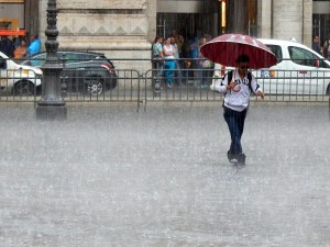 Allerta meteo in Emilia Romagna: temporali, grandine e forti