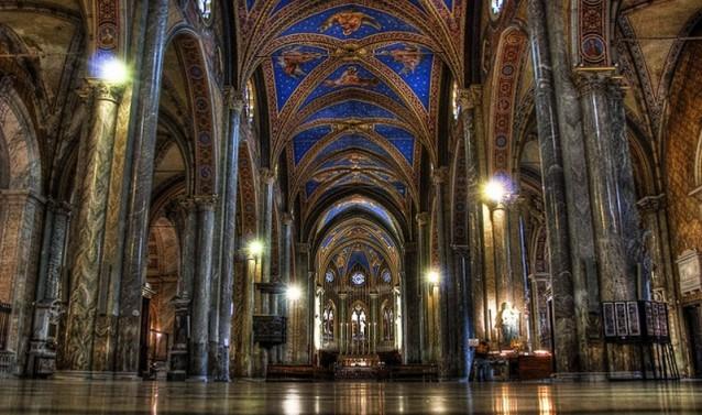 Le 10 chiese pi belle di roma - Le piu belle decorazioni di natale ...