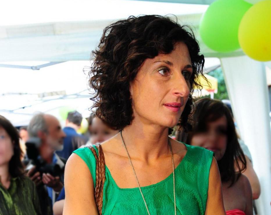 Agnese Landini In Coda Fra I Precari La Moglie Di Renzi